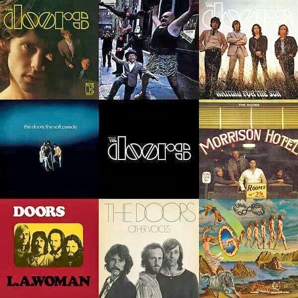 discografia the doors