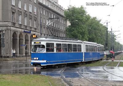 Lohner E1+C3, MPK Kraków
