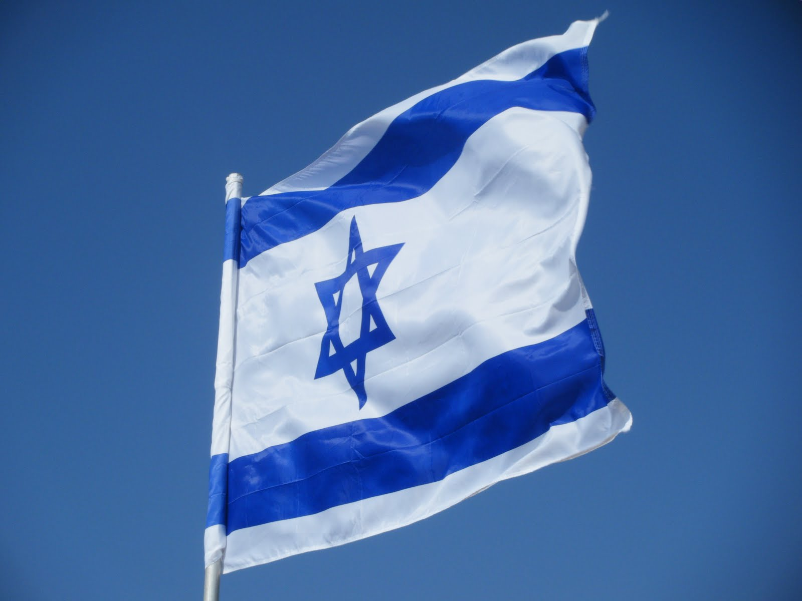 Wallpaper Flags Of Israel Jancok