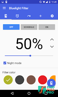 Bluelight Filter for Eye Care Mod APK