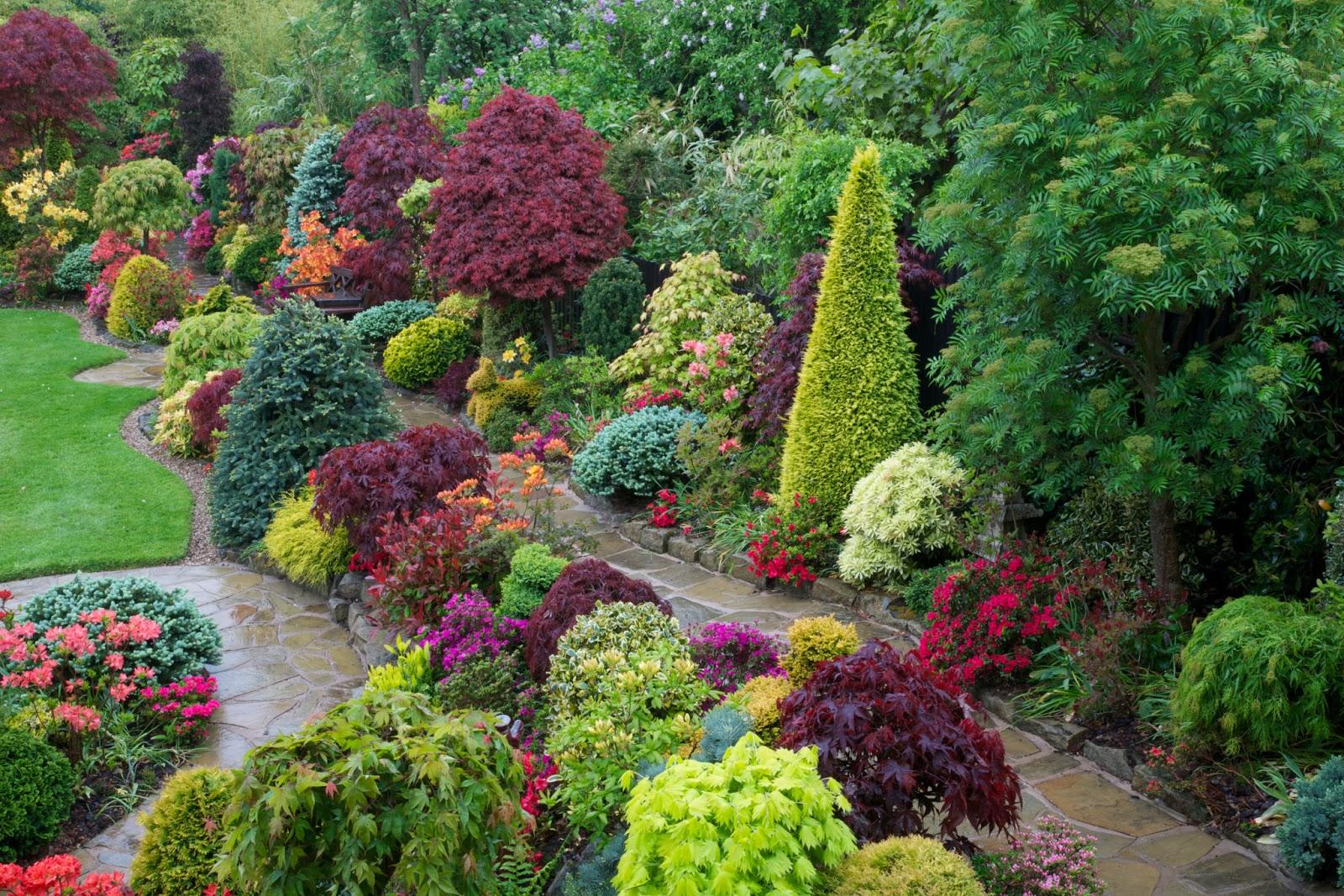 Drelis Gardens: Four Seasons Garden - The most beautiful ... on Beautiful Backyard  id=43886