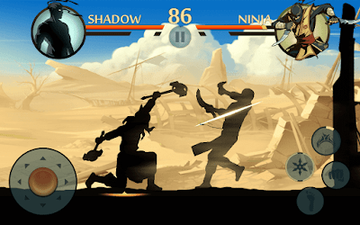 Download Shadow Fight 2 MOD Gratis Unlimited Money + Level Max