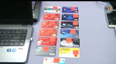 Photos: Malaysia Police busts Love Scam syndicate, arrest 25 persons including Nigerian and Tanzanian nationals