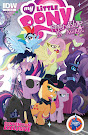 My Little Pony Friendship is Magic #32 Comic Cover Larry