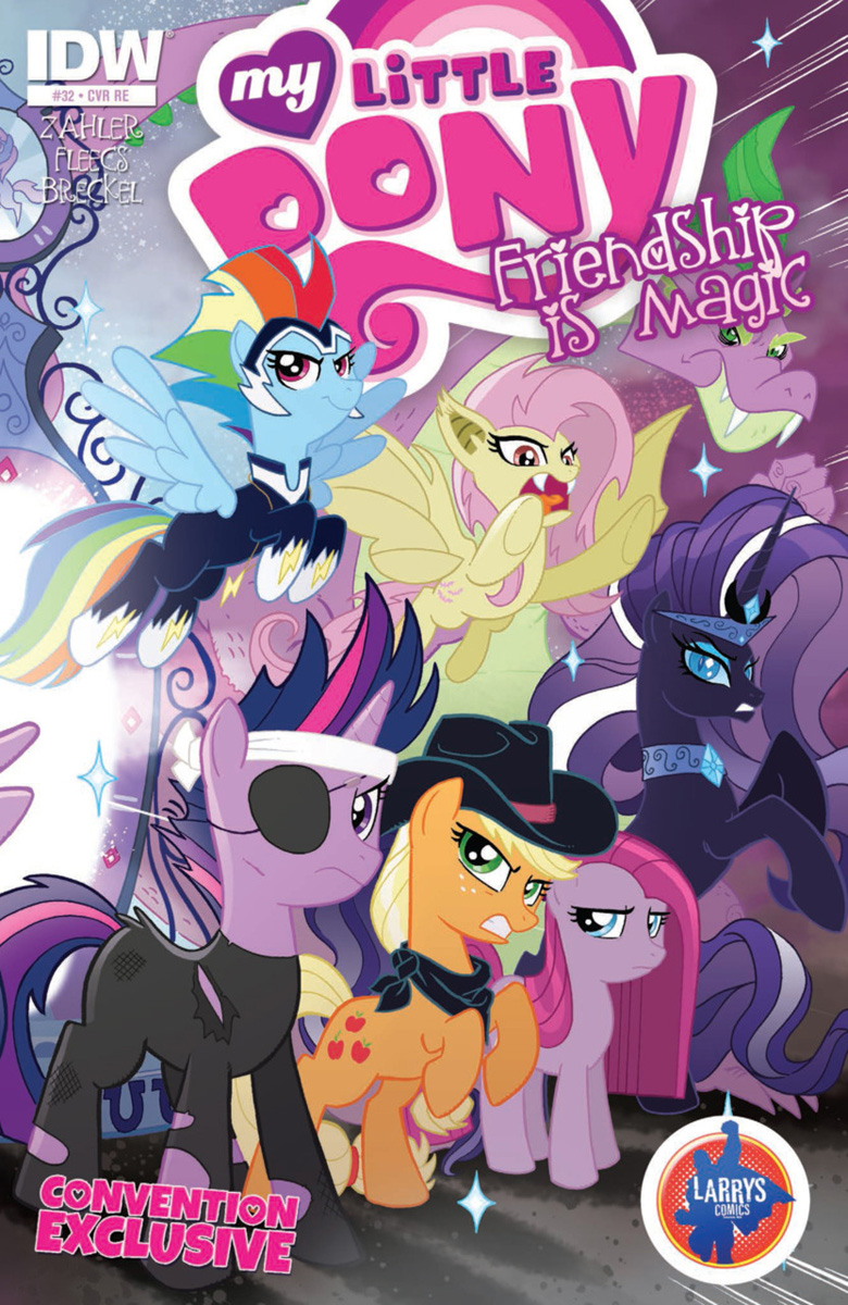 Is my magic cover pony friendship little
