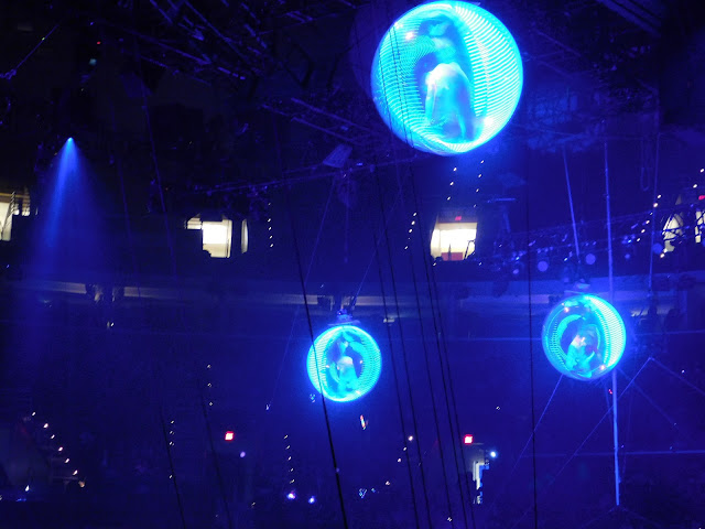 Our #OutofThisWorld night with Ringling Bros and Barnum and Bailey Circus   delight