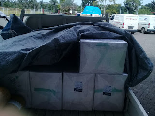 Shipping agent Import LCL-Lithium Batteries Hongkong -China to Jakarta Indonesia
