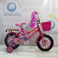 Sepeda Anak United Joyful 12 Inci