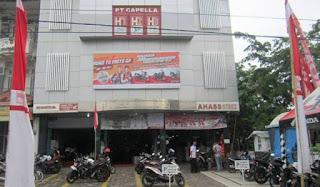 Lowongan kerja di PT Capella Honda (Dealer Honda)