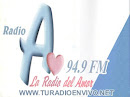 Radio A La Radio del Amor en vivo