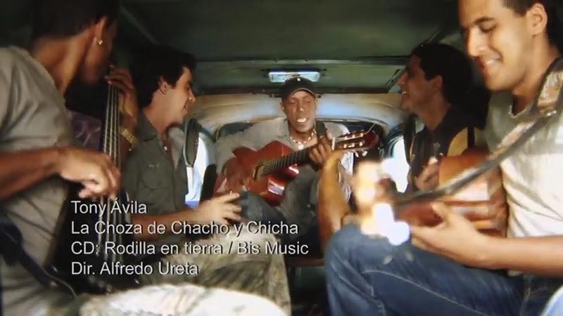 Tony Ávila - ¨La choza de Chacho y Chicha¨ - Videoclip - Dirección: Alfredo Ureta. Portal Del Vídeo Clip Cubano