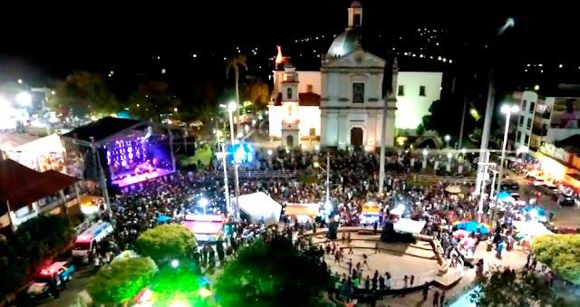 Mumuzinho, João Gabriel, Alemão do Forró e mais três shows na Festa de São Fidélis 2019