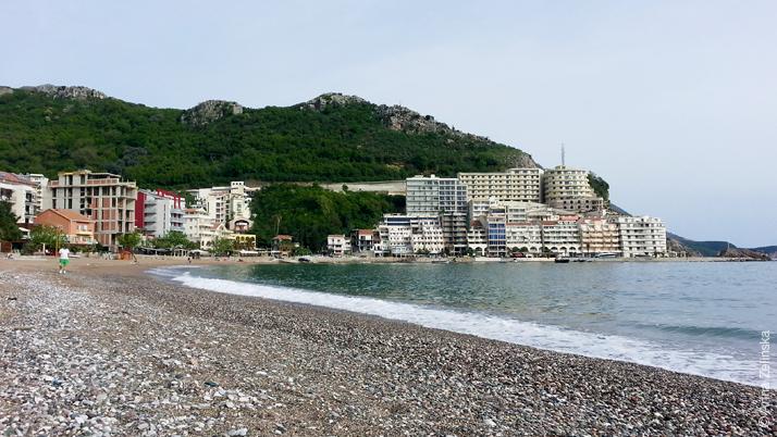 Пляж Рафаиловичи, Черногория