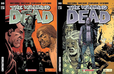 The Walking Dead #33 - Contrattacco