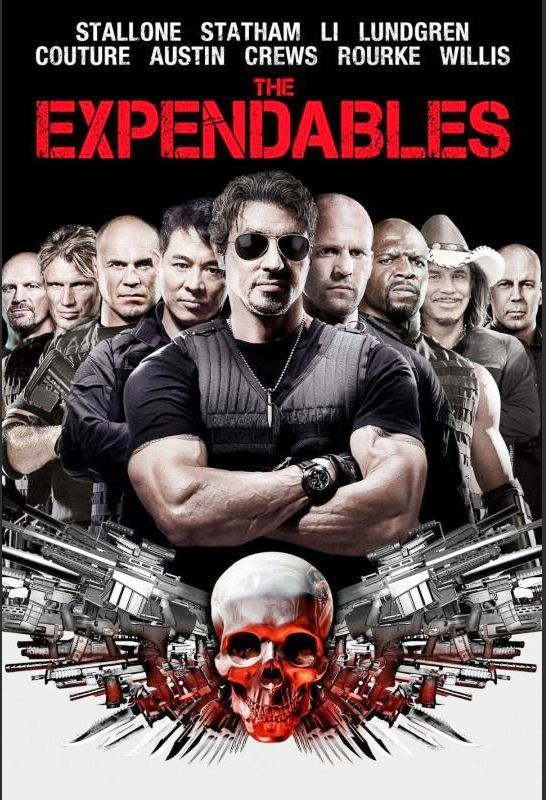 The Expendables 2010 Full Movie In Hindi 720p Bluray 1.3GB Download