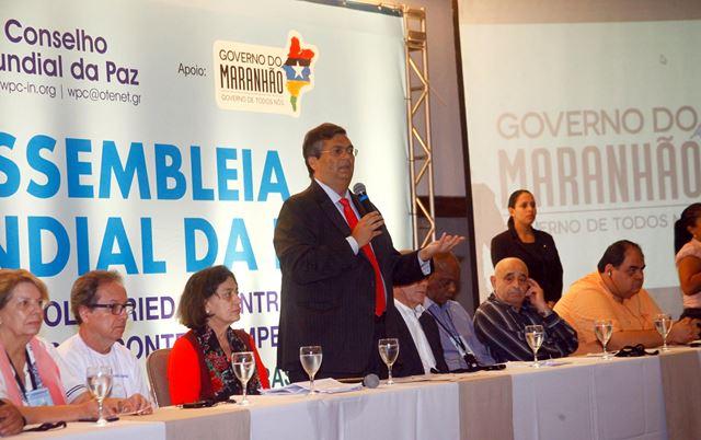 Governador Flávio Dino afirmou que deve ser mantida a resistência, firmeza de propósitos e compromisso com a mudança das realidades opressoras