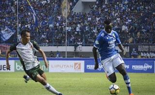 Persib Bandung Bantai Persiwa Wamena 7-0