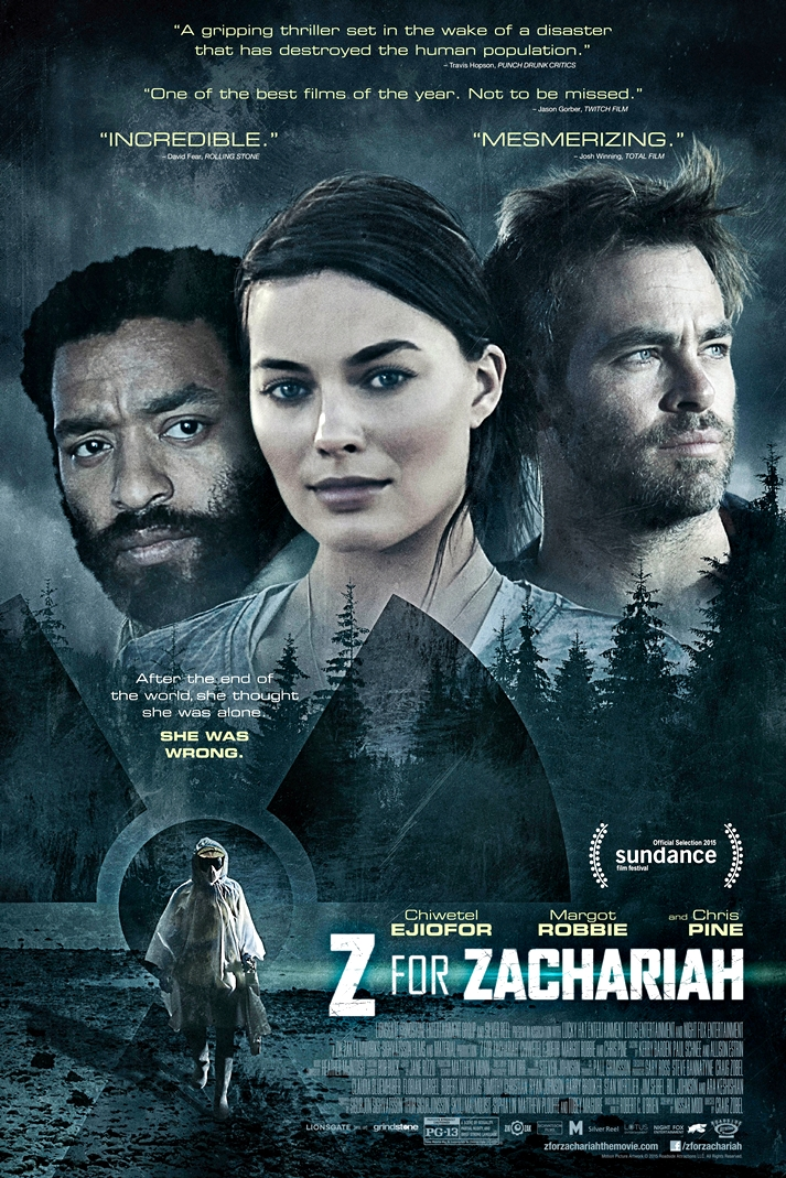 Póster: Z for Zachariah