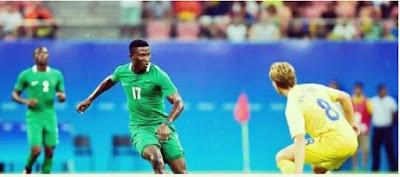 Meet The Nigerian Wonderkid Who Scored A Sensational Goal Against Atletico Madrid