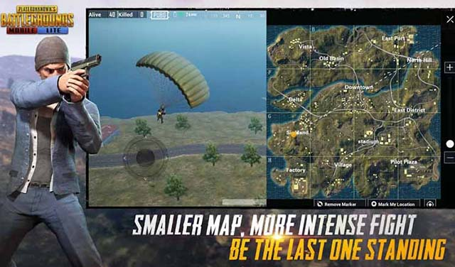 Download PUBG Mobile Lite Version