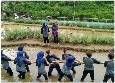 Keseruan Liburan di Agrowisata Amanah Tawangmangu
