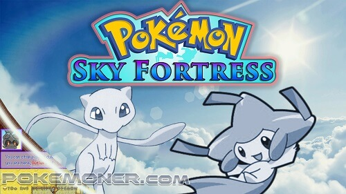 Pokemon Sky Fortress