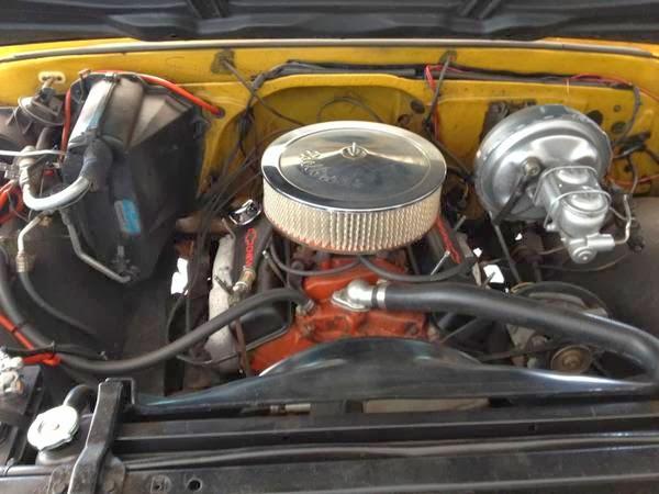 1972 Chevy Cheyenne C20 | Auto Restorationice