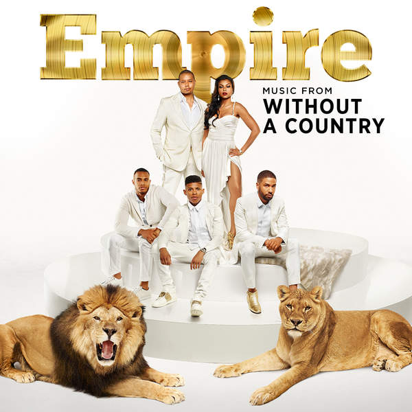 Empire Cast - Empire: Music From 'Without a Country' - EP Cover