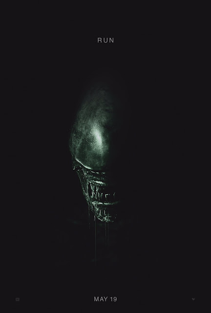 Alien: Covenant Theatrical One Sheet Teaser Movie Poster