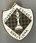 Pin de la Joventut Escacs