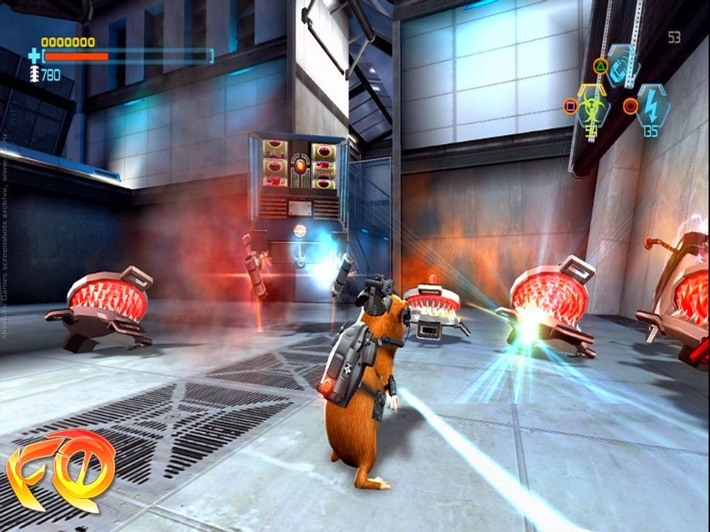 Play G-Force Game