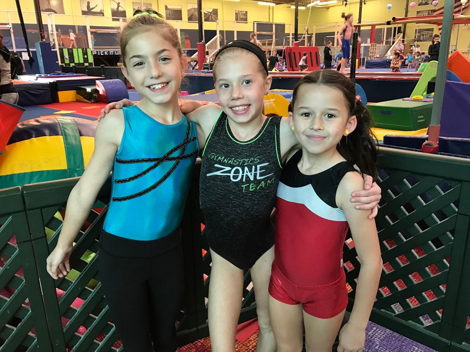 Winwin gymnastics - Three New State Champions For Gymnastics Zone