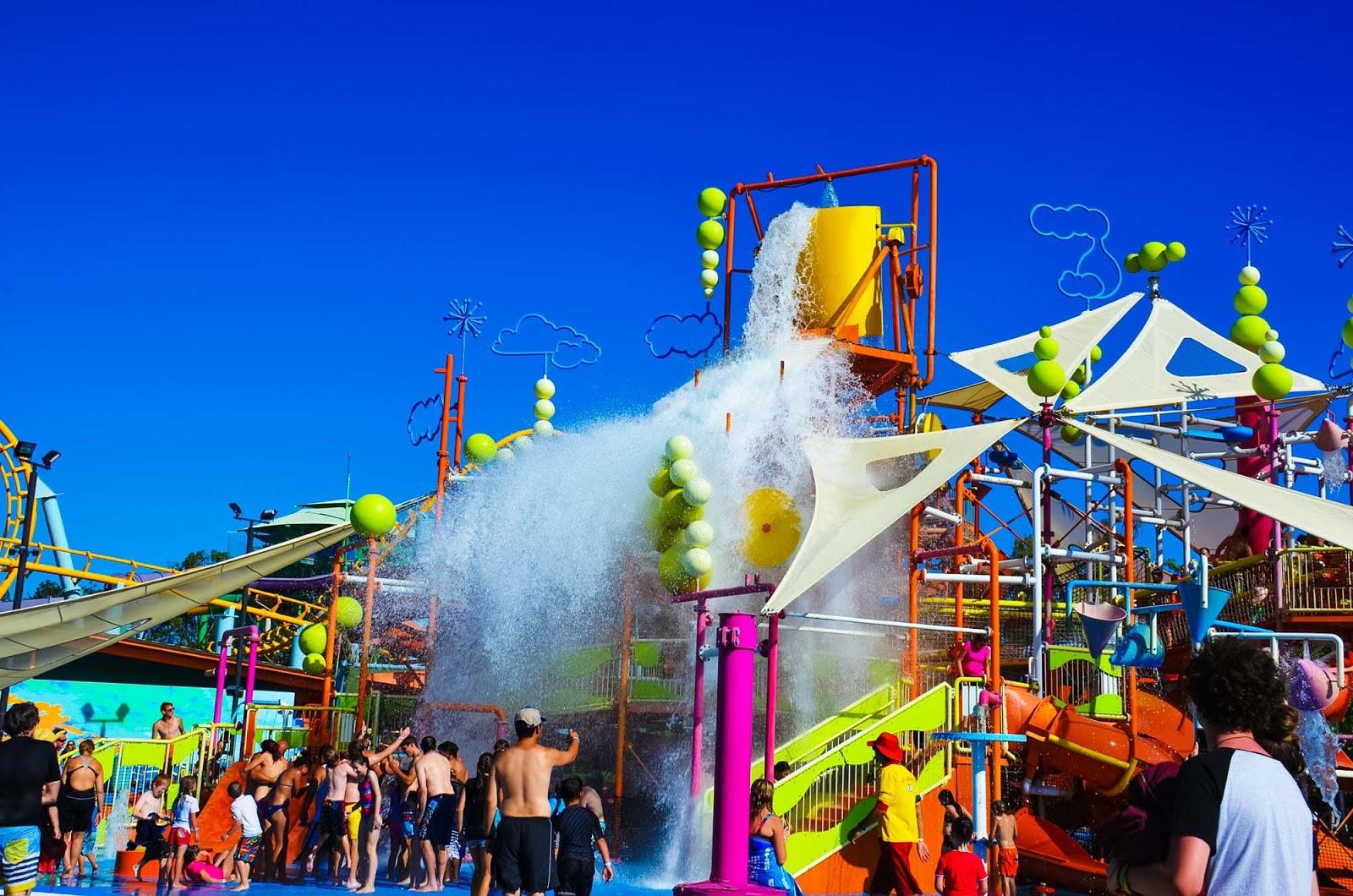 wet n wild themepark