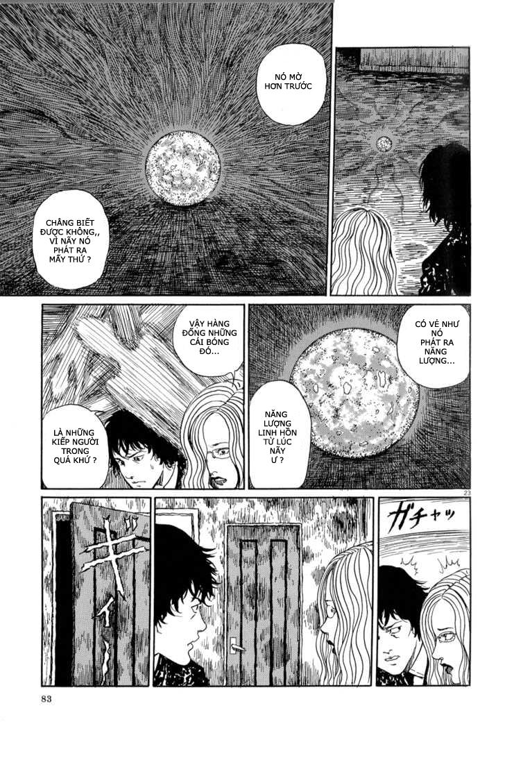 Black Paradox chap 3 trang 22