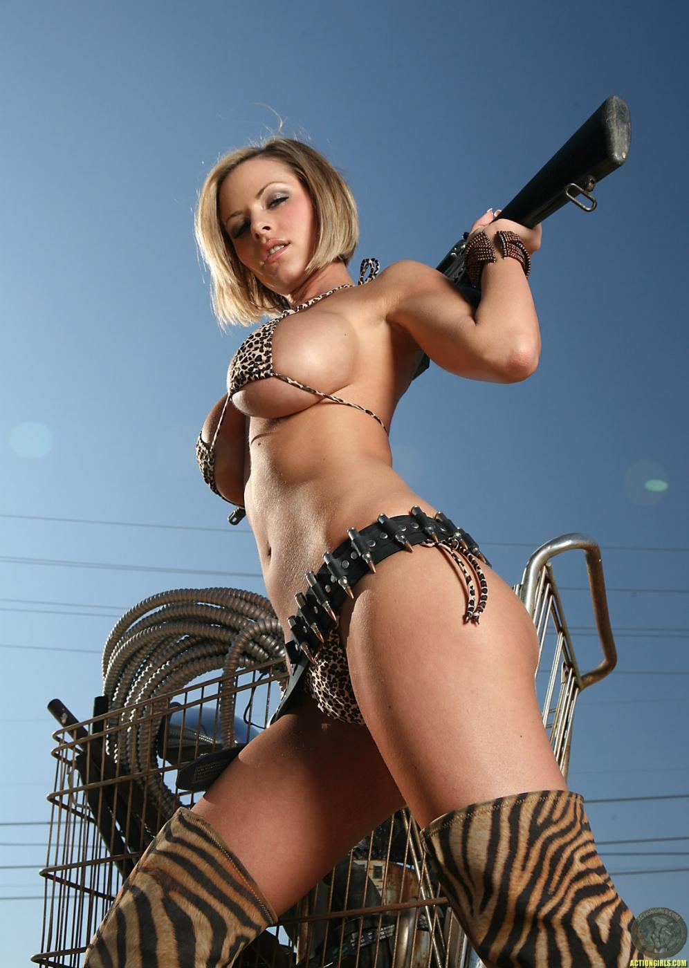 Scottys action girl pics — pic 11