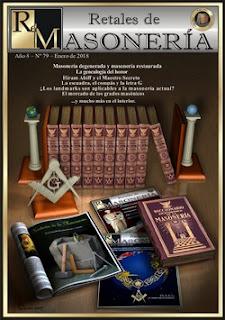 Retales de Masonería 79 – Enero 2018