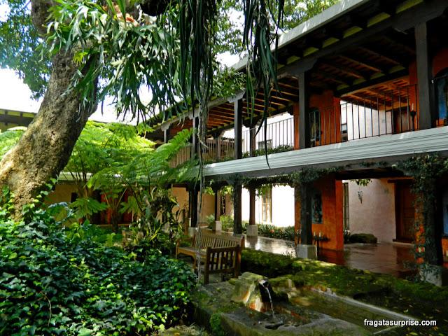 Hotel Museu Casa Santo Domingo, Antigua Guatemala