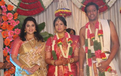 Actress Sanghavi wedding