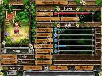 Virtual Villagers 4 The Tree of Life Overview