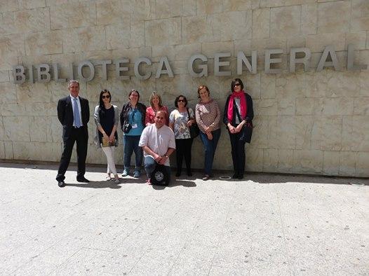 Erasmus Staff Week Murcia 2016.