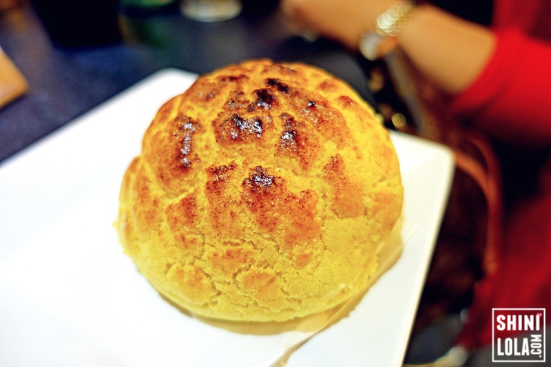 PINEAPPLE / POLO BUN (菠萝包)