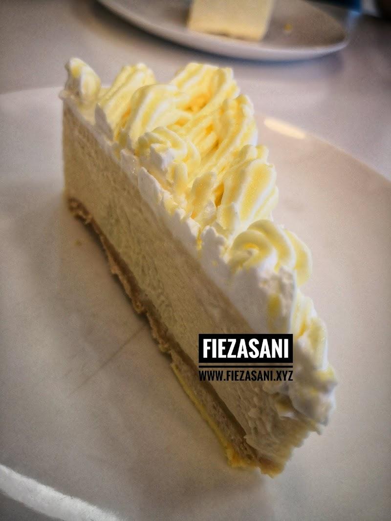 Durian Cheese Cake Secret Recipe..Sedap Tak?