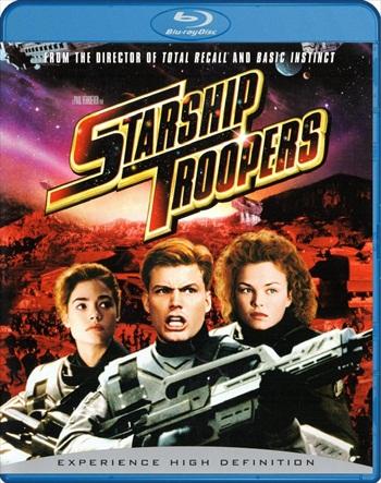 Starship Troopers 1997 Dual Audio Hindi Bluray Download