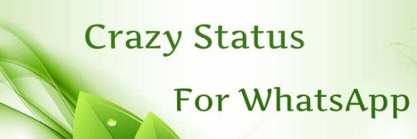 Life Status Crazy Status Short Crazy Quotes For Whatsapp