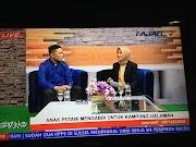 Talkshow Rumah Koran di Fajar TV