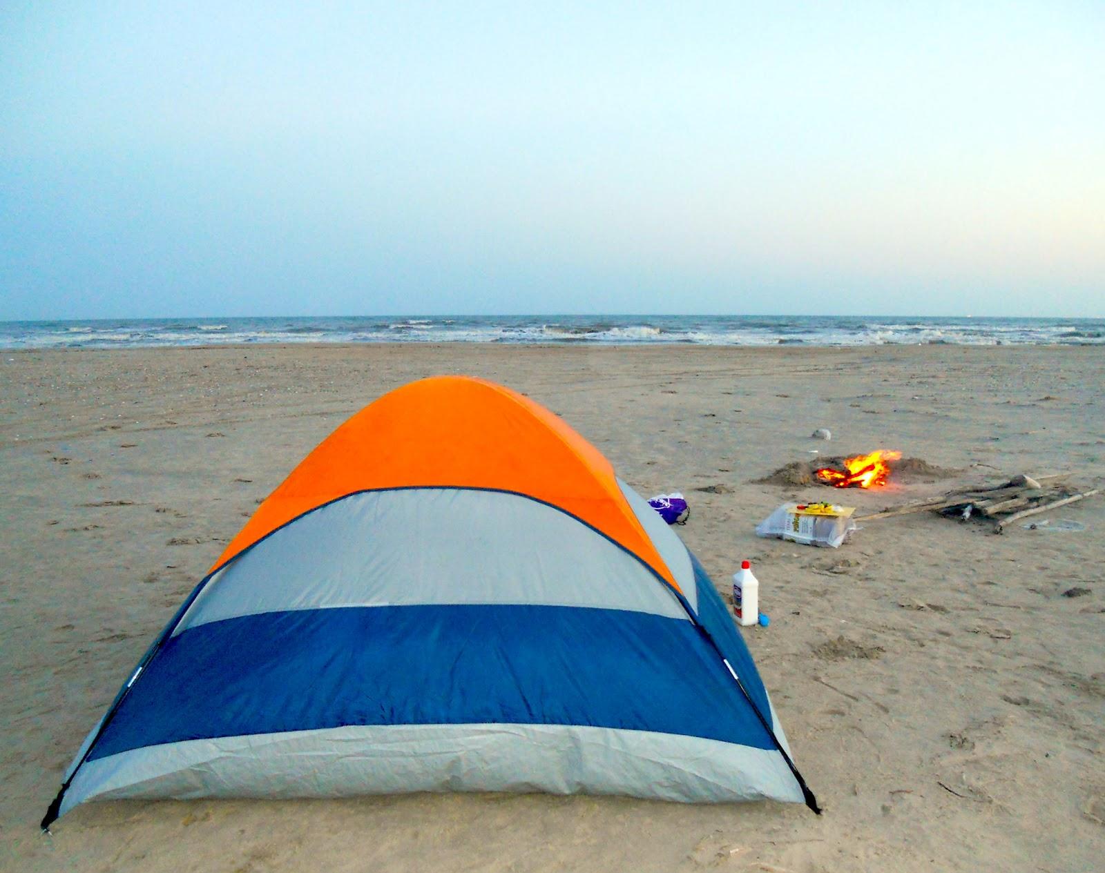 Camping Crystal Beach Tx Texas Bless More Than Houston Austin And San Antonio