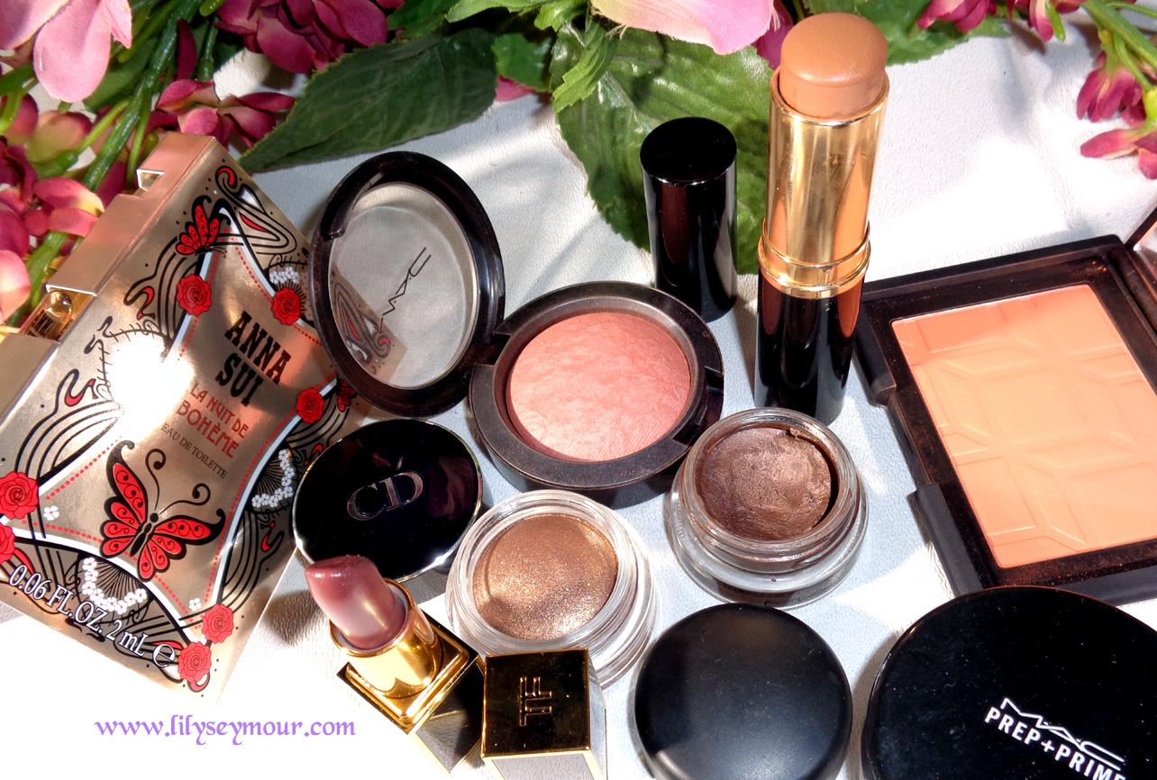 Dior Longwear Eyeshadow in Meteore