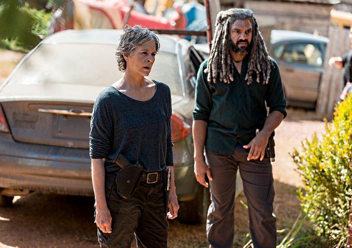 The Walking Dead - Episode 8.13 - Do Not Send Us Astray - Promo, Sneak Peek, Full Set of Promotional Photos + Synopsis