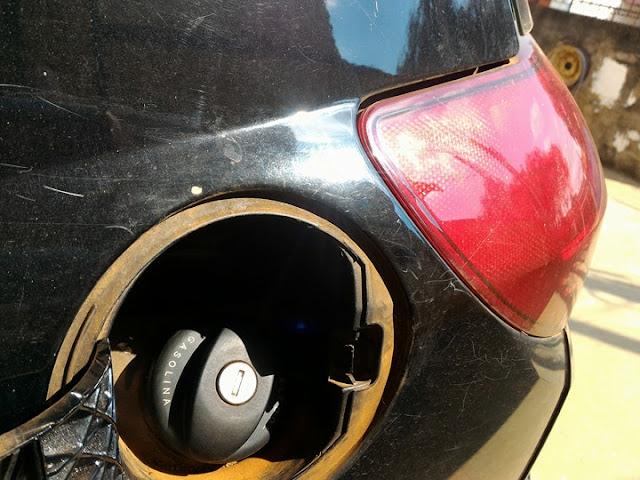 carro à gasolina