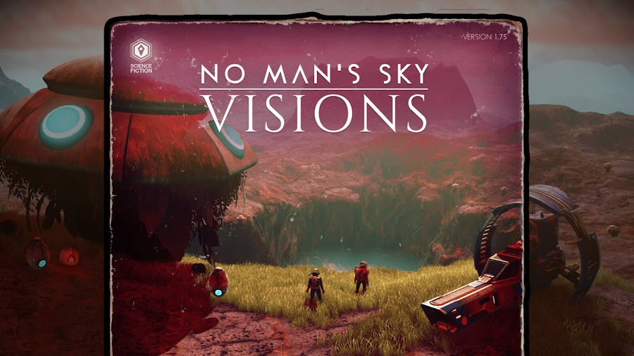 no man's sky visions free expansion update